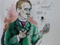 """5. """"die Taschenuhr 1861"""""""